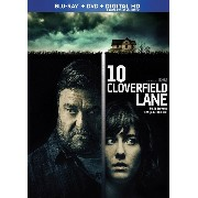 10 Cloverfield Lane [Blu-ray + DVD + Digital HD]