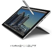 マイクロソフト Surface Pro 4 DQR-00009 Windows10 Pro Core m3/4GB/128GB Office Premium Home & Business プラス...
