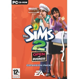 Sims 2: Open for Business PC (輸入版)