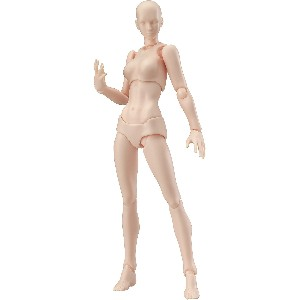 figma archetype next:she flesh color ver. ノンスケール ABS&PVC製 塗装済み可動フィギュア