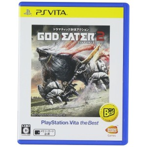 GOD EATER 2 PlayStation Vita the Best - PS Vita