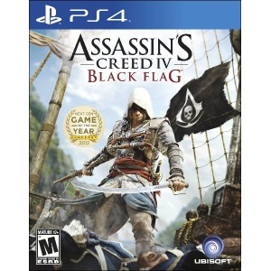 Assassin's Creed IV Black Flag (輸入版:北米)