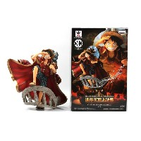 ONE PIECE ワンピース SCultures 造形王頂上決戦 vol.2 モンキー・D・ルフィ 単品 バンプレスト プライズ