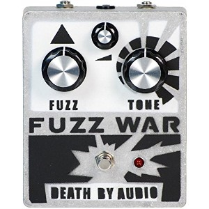 Death By Audio Fuzz War Ver.2 【メーカー1年保証】