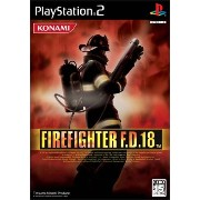 FIRE FIGHTER F.D. 18