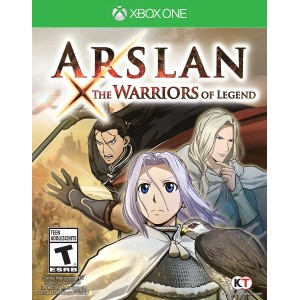 Arslan The Warriors of Legend (輸入版:北米) - XboxOne