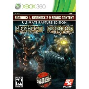 Bioshock Ultimate Rapture Edition (輸入版:北米) XBOX360