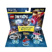 LEGO Dimensions Level Pack Back to the Future レゴ Dimensions レベルパックバックトゥザフューチャー [並行輸入品]