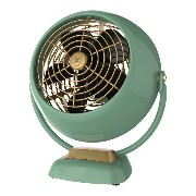 Vornado VFAN Jr. Vintage Air Circulator, Green [並行輸入品]