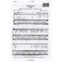 Adolphe Adam: O Holy Night (Soprano Solo) Chorale Partitions