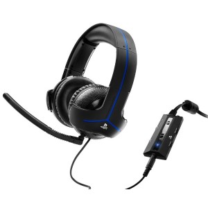Y-300P アンプ内蔵 Stereo Gaming Wired Headset for PlayStation(R)4/PlayStation(R)3【正規保証品】