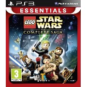 LEGO Star Wars: The Complete Saga (PS3) (輸入版)