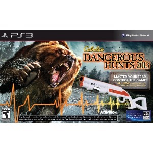 Cabela's Dangerous Hunts 2013 with Gun (輸入版:北米) PS3