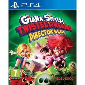 Giana Sisters: Twisted Dreams Director's Cut (輸入版)