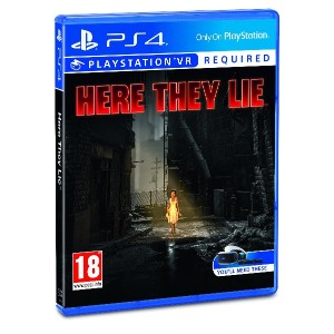 Here They Lie VR (PSVR) - Imported