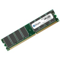 iRam Technology DDR1 PC-2700 184pin 512MB U-DIMM IR512M333D