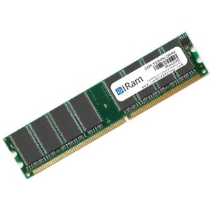 iRam Technology Mac用メモリ DDR1 PC-2700 184pin 512MB U-DIMM IR512M333D