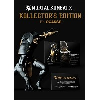 Mortal Kombat X Kollector's Edt