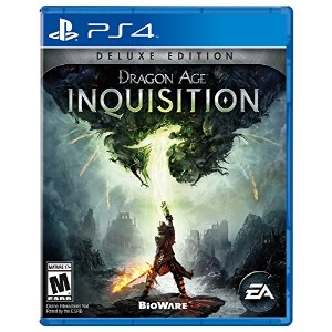 Dragon Age Inquisition Deluxe Edition (輸入版:北米) - PS4