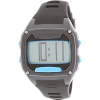 時計 Freestyle フリースタイル Unisex 10025776 Shark シャーク Tooth Digital Display Japanese Quartz Black/ Cyan...