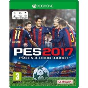 PES 2017 (Xbox One) - Imported
