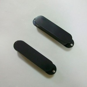 Montreux #8237 MG Pickup cover set Black (2) 【Fender Japan純正】