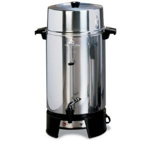 33600 Commercial Coffee Urn コーヒー壷(100カップ) West Bend社【並行輸入】
