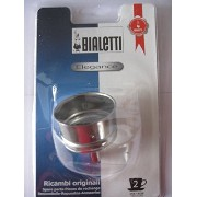 Bialetti Replacement Funnel for 2 Cup S Steel Espresso Makers Blister Pack