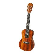 Big Island Ukulele Koa Traditional Series コンサート KT-CTF