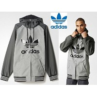 ADIDAS GREELEY SOFTSHELL JACKET CORE HEATHER S(US) [並行輸入品]