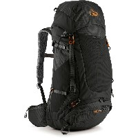 LOWE ALPINE AIRZONE TREK PLUS 45:55 BACKPACK (BLACK) (Parallel Imported Product)
