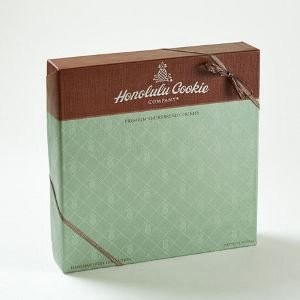 【Honolulu Cookie Company】Signature Gift Box Hawaiian Fruit Collection Large (32pc)