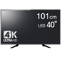 DLT W40DUHT 40 Inch Real 4K UHD TV HDMI 60Hz 3840x2160 LED TV Monitor