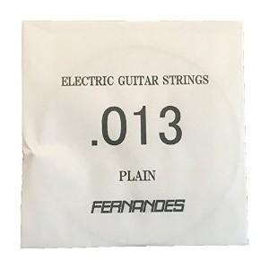 FERNANDES / Electric or Acoustic Plain .013 GS-013 エレキギター弦 バラ弦