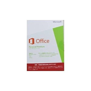 Microsoft Office Personal Premium プラス Office365