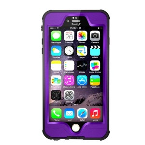 Ollivan iphone6 防水ケース iphone 6s ケース 最新改良版 WATER PROOF CASE for iPhone6 6S 防塵 防雪 耐震 耐衝撃ケース ウオータープルーフ...