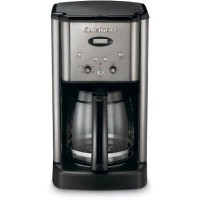 Cuisinart クイジナート DCC-1200 Brew Central 12-Cup Programmable Coffeemaker 12カップコーヒーメーカー 【並行輸入品】 (Brushed...