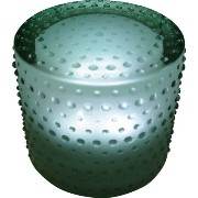 HOUSE USE PRODUCTS(ハウスユーズプロダクツ) LED グラスライト LED ROUND GLASS LIGHT Lub GREEN [正規代理店品]