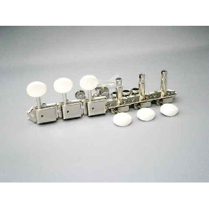 GOTOH SD91-05MA/Nickel/L6 ギター ペグ