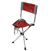 ULTIIMATE SLACKER (Red) 1489VRコンフォートチェア 椅子 イス チェア 折りたたみ椅子 【 TRAVEL CHAIR / トラベルチェア 】 [並行輸入品]