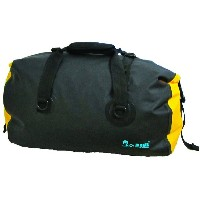 JR GEAR(ジェイアール ギア) Roll-Top Vinyl Duffel 65 PRD065 30/イエロー