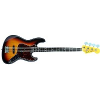 Fender Japan Exclusive Classic 60s Jazz Bass USA Pickups 3-Color Sunburst フェンダー エレキベース