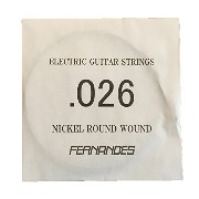 FERNANDES / Electric Nickel Wound .026 GS-026 エレキギター弦 バラ弦