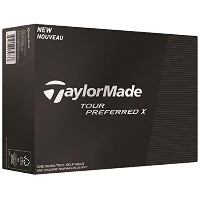 TaylorMade Tour Preferred X Golf Balls NEW 2014