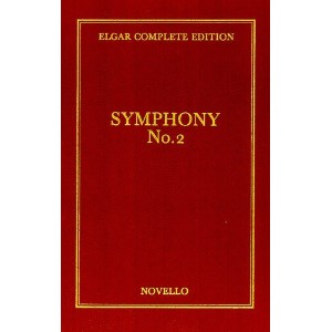 Edward Elgar: Symphony No. 2 In E Flat Op.63 Complete Edition (Cloth) / エドワード・エルガー: 交響曲 第2番 変ホ長調 Op...