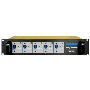 FURMAN ACD-100 RECORDING POWER DISTRIBUTOR