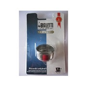 Bialetti Replacement Funnel for 1 Cup St Steel Espresso Maker Blister Pack