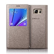 Samsung サムスン Galaxy Note5 (SM-N920) S-View Flip Cover Case EF-CN920P エスビュー フリップ カバーケース (S Viewウィンドウか...