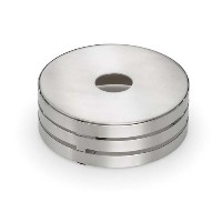 Blomus Round 16cm Hot Plate in Stainless Steel