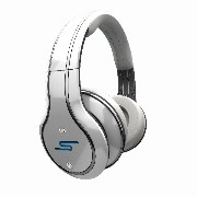SMS Audio SYNC by 50 Cent White ワイヤレス ヘッドホン 並行輸入品